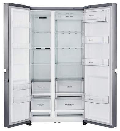 Холодильник LG GC-B247SMUV Silver