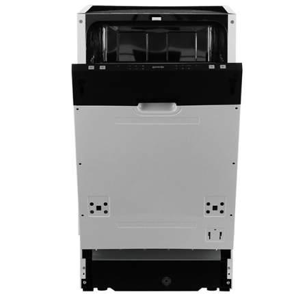 Встраиваемая посудомоечная машина 45см Gorenje MGV5121