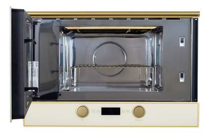 Встраиваемая микроволновая печь Kuppersberg RMW 393 C Bronze