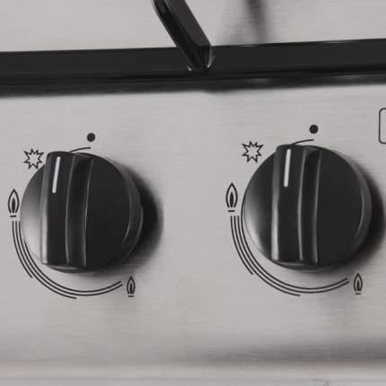 Встраиваемая варочная панель газовая Bosch PCD345D Silver