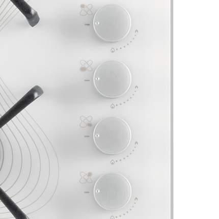Встраиваемая варочная панель газовая Gorenje GC650KR Karim Rashid White