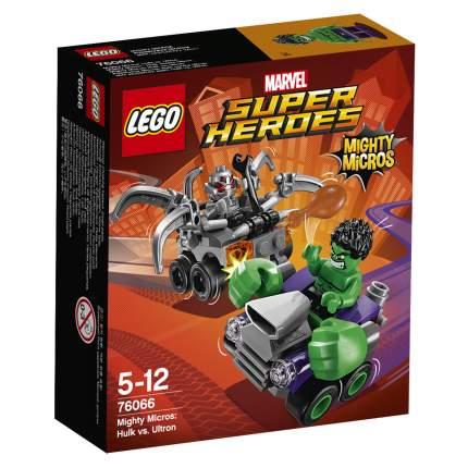 Конструктор LEGO Super Heroes Халк против Альтрона (76066)