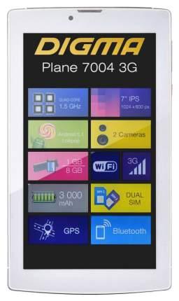 Планшет Digma Plane 7004 White (PS7032PG)