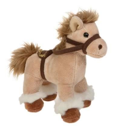 Мягкая игрушка Gulliver Лошадка бежевая, 28 см