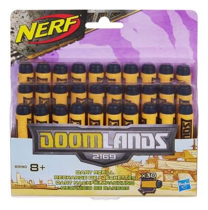 Набор Nerf думлэндс 30 деко-стрел b3190