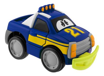 Машинка Chicco Turbo Touch Crash, голубая 7599