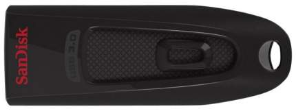 USB-флешка SanDisk Ultra 16GB Black (SDCZ48-016G-U46)