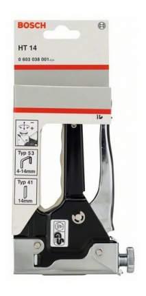 Механический степлер Bosch НТ14 603038001