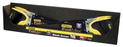 Ножовка по дереву Stanley FatMax 380мм 7tpi с покрытием 2-20-528