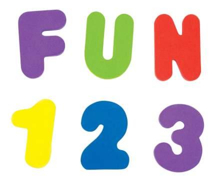 """Игрушка для ванной munchkin """"Буквы И Цифры"""""""