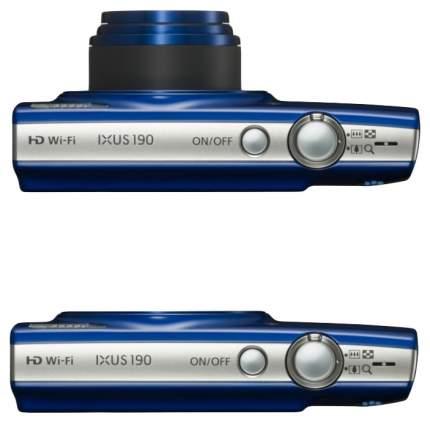 Фотоаппарат цифровой компактный Canon IXUS 190 Blue
