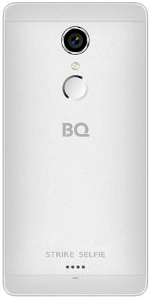 Смартфон BQ Mobile BQS-5050 Strike Selfie 8Gb Silver