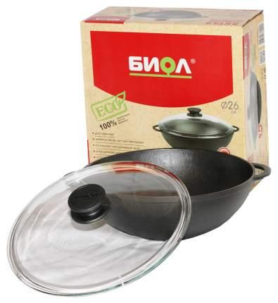 Сковорода-вок БИОЛ 0526С 26 см
