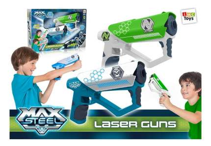 Набор 021181 оружия Max Steel со светом и звуком, на батарейках 42x8x30 см IMC TOYS