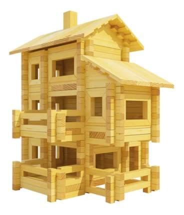 Конструктор деревянный Лесовичок Разборный домик №7