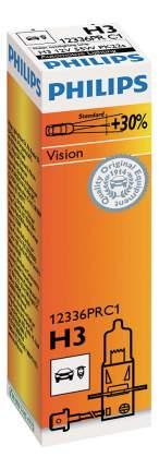 Лампа галогенная PHILIPS Vision 55W pK22s 12336PRC1