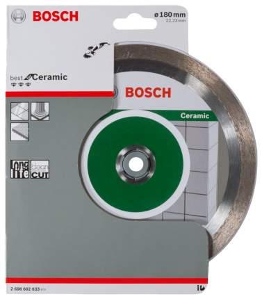 Алмазный диск Bosch Bf Ceramic180-22,23 2608602633