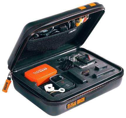 Бокс для экшн-камеры SP POV AQUA Case Small GoPro-Edition 3,0 black