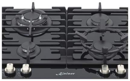 Встраиваемая варочная панель газовая Kaiser KCG 6380 Turbo Black