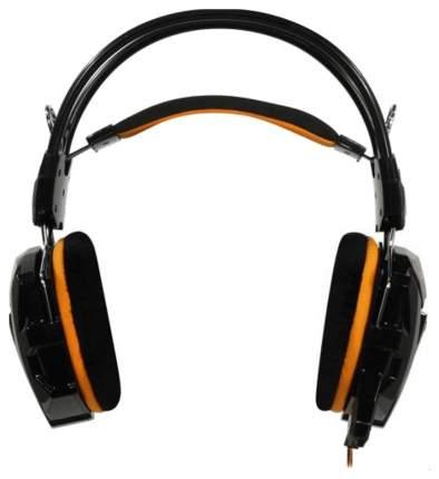 Игровые наушники SmartBuy Rush Cobra SBHG-1100 Orange/Black