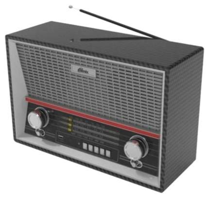 Радиоприемник Ritmix RPR-102 Bl