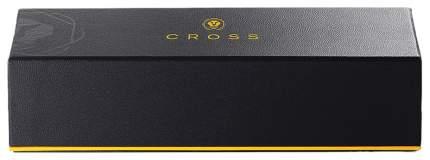 Ручка-роллер Cross Apogee Chrome CT M Black