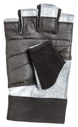 Перчатки для тяжелой атлетики и фитнеса VAMP 530, серые, M