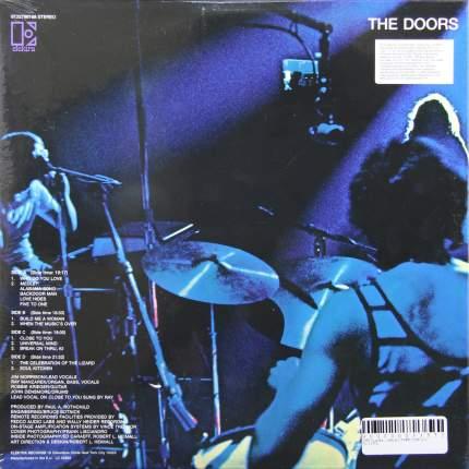 Виниловая пластинка The Doors ABSOLUTELY LIVE (180 Gram/Remastered by Bruce Botnick)