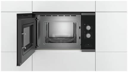 Встраиваемая микроволновая печь Bosch Serie 4 BFL520MS0 Black/Silver