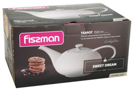 Заварочный чайник Fissman Sweet dream 1500 мл 9355
