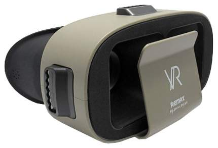 Очки виртуальной реальности Remax VR Box RT-V05 5,5 дюймов Brown