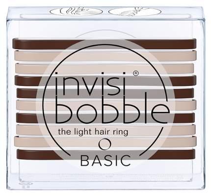 Резинка для волос invisibobble Basic Mocca & Cream