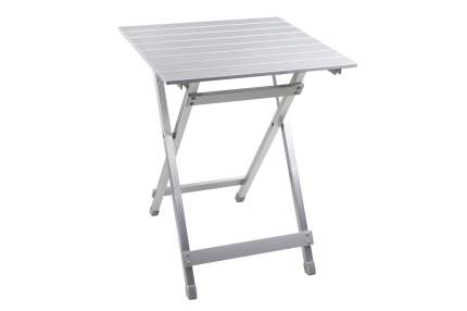 Стол складной GoGarden COMPACT 50, садовый, 50х48х61см, алюм,