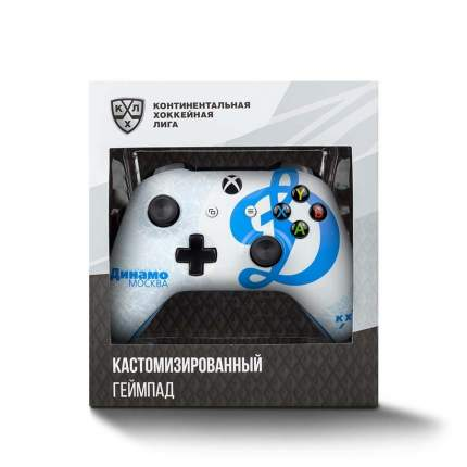 "Геймпад Microsoft XBOX One КХЛ ""Динамо Москва"""