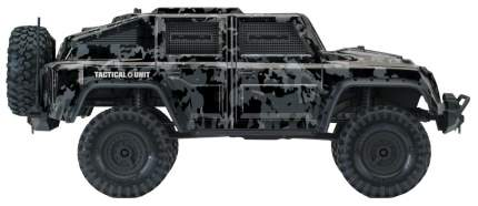 Радиоуправляемая машина TRAXXAS TRX 4 Tactical Unit 1/10 4WD