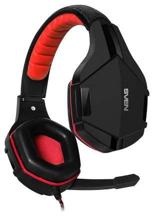 Игровые наушники Sven AP-G850MV Black/Red