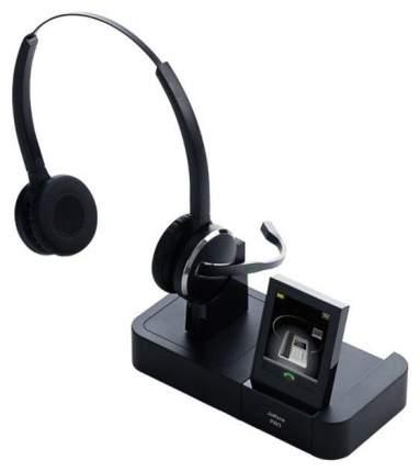Компьютерная гарнитура Jabra Pro 9460 (9460-25-707-101) Black