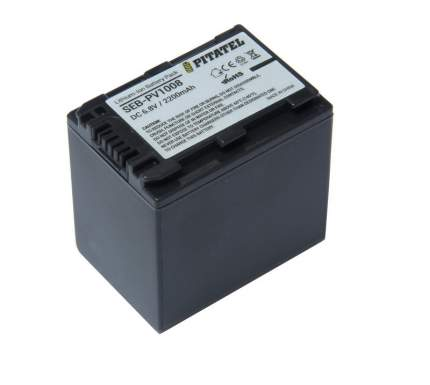 """Аккумулятор Pitatel """"SEB-PV1008"""", для Sony DCR-DVD108/DCR-DVD308/DCR-DVD408/DCR-DVD508"""