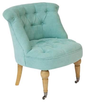 Кресло для гостиной TetChair Secret De Maison Bunny (mod.CC1202) TET_10954, голубой