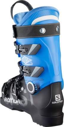Горнолыжные ботинки Salomon Ghost LC 65 2016, blue/black, 24