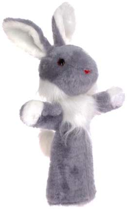 "Мягкая игрушка на руку ""Заяц Би-ба-бо"", 43 см Радомир"