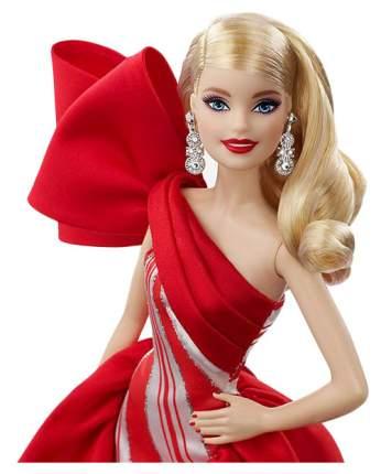 Праздничная кукла Barbie, блондинка (29 см)