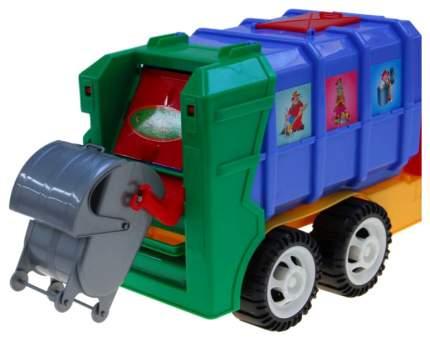 Детский автомобиль Karolina Toys Профи Мусоровоз