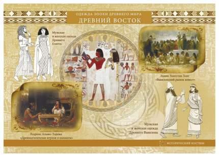 """Комплект плакатов """"Исторический костюм"""": 8 плакатов с методическим сопровождением"""