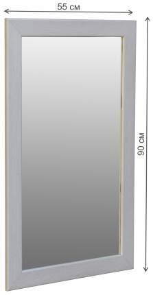 Зеркало настенное Мебелик 2479 55х90 см, ясень белый