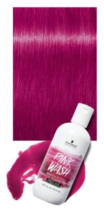 Тонер для волос Schwarzkopf Color Wash Pink Розовый 300 мл