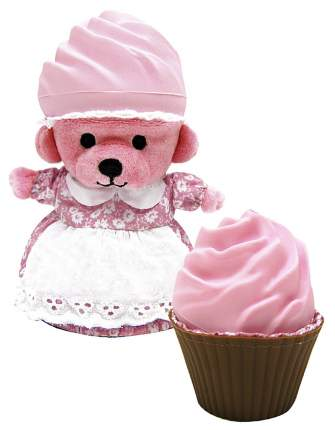 Мягкая игрушка Premium Toys Медвежонок в капкейке