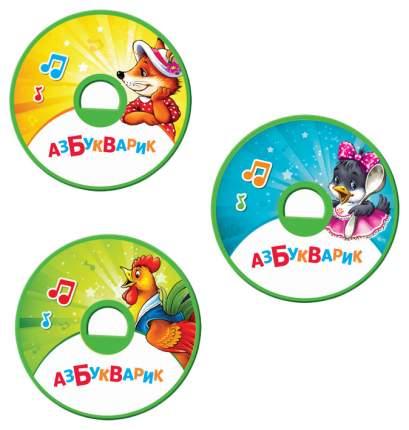 Интерактивная игрушка Азбукварик CD плеер 28170-4