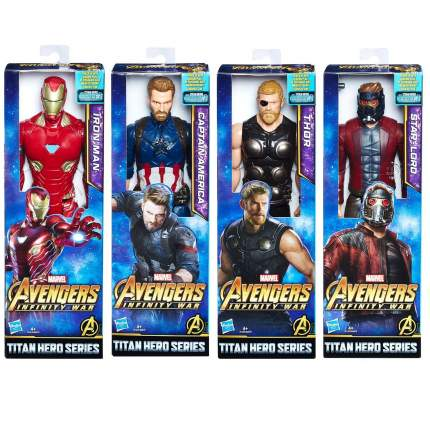 Фигурка Мстителя -Титаны Hasbro Avengers