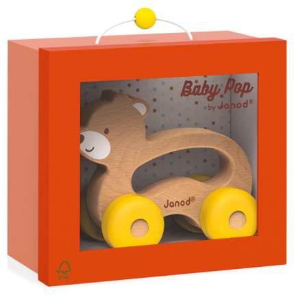 Деревянная игрушка Janod Медвежонок J04613